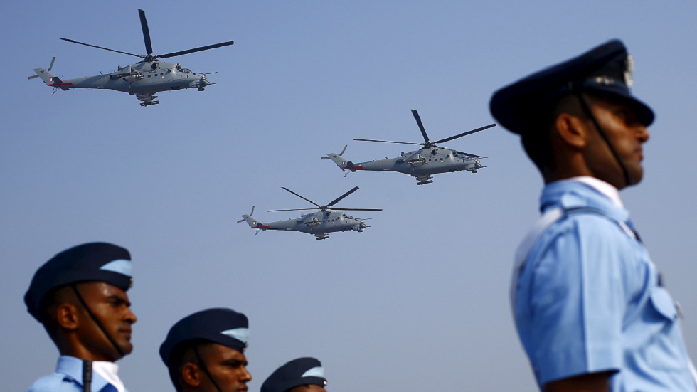 India signs deal to buy anti-tank missiles from Russia for its Mi-35 attack helicopters – reports