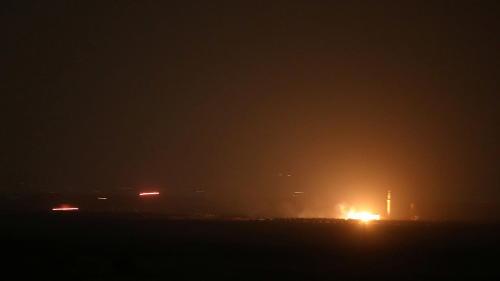 'Israeli missile strikes' kill 4 Syrian civilians, including a toddler, injure 21 – state TV
