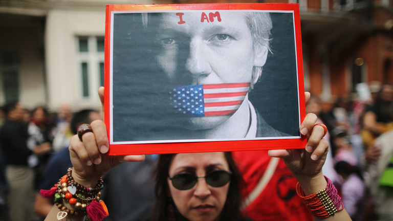 Journalists silent on Assange's plight are complicit in his torture and imprisonment