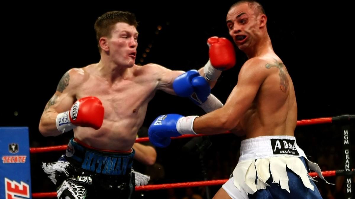 Ricky Hatton vs Paulie Malignaggi, 2008