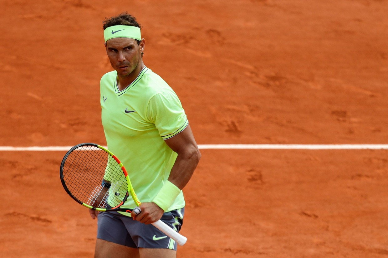 Nadal is just two grand slams away from Federer's record