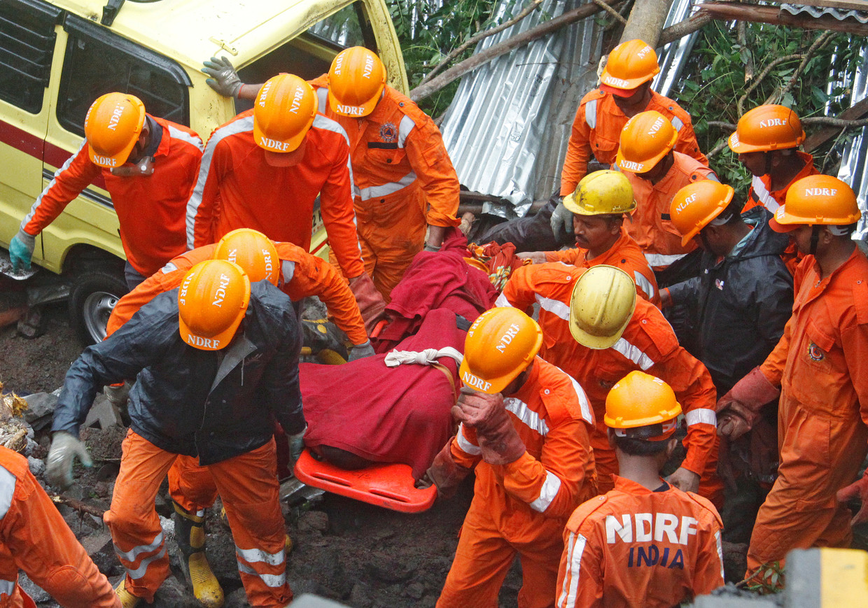 Pune: 15 killed after compound wall of a residential complex collapsed