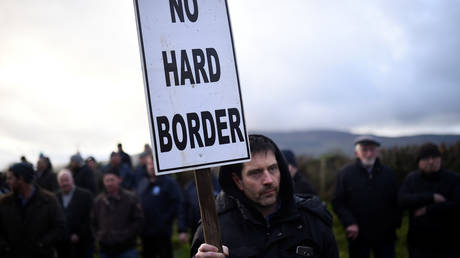 Brexit border-prep official who found 'no magic solution' to avoid hard border in Ireland resigns