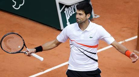 'You made yourself a name!' Novak Djokovic blasts umpire between games during French Open semi-final