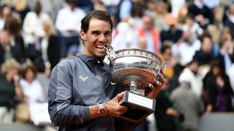 'There will never be another Nadal': Plaudits roll in as clay king Rafa seals 12th French Open