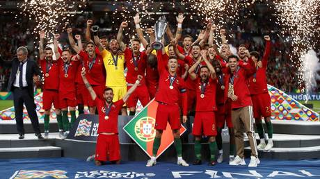 Portugal beat Netherlands to win inaugural UEFA Nations League title