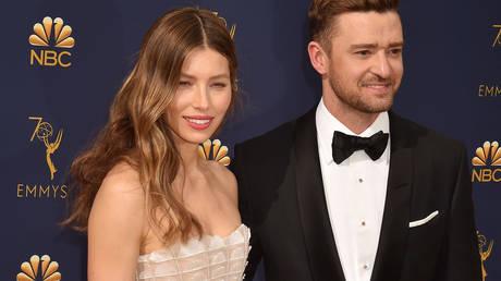 Jessica Biel and her husband Justin Timberlake, FILE PHOTO: © Global Look Press