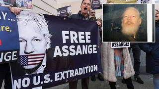 British Home Secretary signs extradition order to send Julian Assange to US