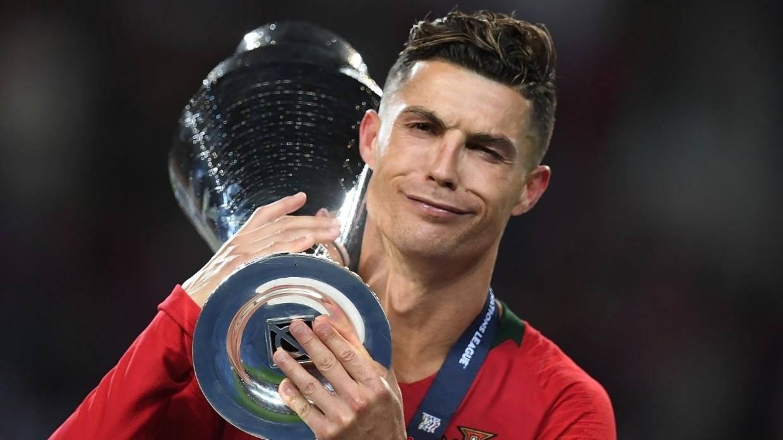 Sore Winner Ronaldo Unimpressed As Bernardo Silva Named Uefa Nations League S Best Player Video Rt Sport News