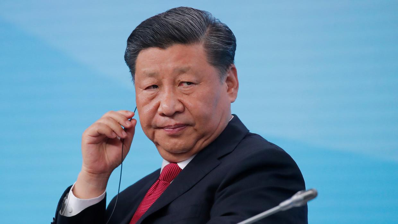 Chinese President Xi Jinping. © Reuters / Maxim Shemetov