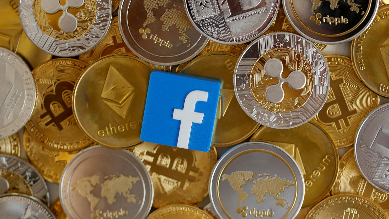 facebooks own cryptocurrency that is backed by real money