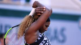 Serena Williams stunned by unseeded US rival Kenin in French Open third round