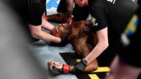 'Remember my name': Rising star Aleksandar Rakic scores MASSIVE knockout at UFC Stockholm (VIDEO)