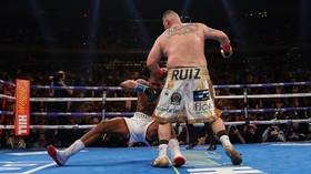 'One of the biggest upsets in history': Ruiz dismantles Joshua in huge shock in New York