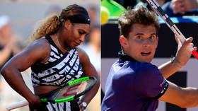 'Bad personality': Austrian star Thiem hits out at Serena Williams in press conference row