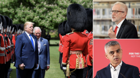 Trump tests US-UK 'special relationship,' upsetting British figures before state visit
