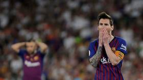 'Embarrassing': Fans rage as Barcelona unveil new 'checkerboard' shirt offering