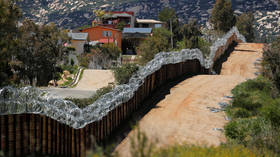 'Beautiful wall' indeed: US military deployed to Mexican border ordered to paint fence