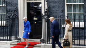 Trump 'pumping' special relationship to get UK on board with trade war against China