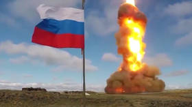 Test launch of new Russian anti-ballistic missile caught on VIDEO