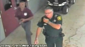 'Coward from Broward' cop arrested for failing to act during Parkland school shooting