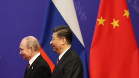 Syria, Iran, N. Korea on agenda as Xi meets with Putin in Moscow 70 yrs since diplomatic ties began