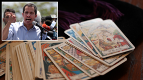 House of cards? Venezuela's would-be president Guaido 'tours country with astrologer'