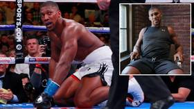 'I had no panic attack': Anthony Joshua opens up after shock defeat to Andy Ruiz Jr