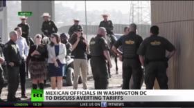 Trump tariff war against migration continues