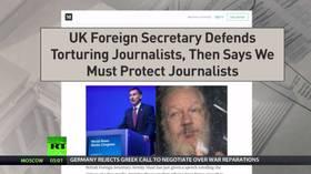 UN expert argues Julian Assange was psychologically tortured