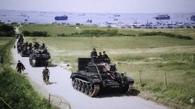 West considers D-Day 'turning point' of WW2… as if Eastern Front never existed