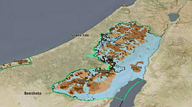 'Conquer and Divide': Israeli NGO launches interactive map highlighting 52-years of occupation