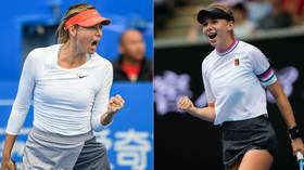 Amanda Anisimova: The US teen sensation aiming to emulate idol Sharapova