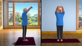 India's Modi promotes Yoga Day with animated tutorials