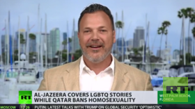 Al Jazeera's coverage of gay rights 'raises eyebrows' as Qatar cracks down on LGBT groups