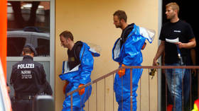 ISIS-couple accused of building deadly biological bomb on trial in Germany