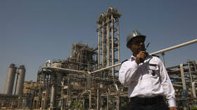 US sanctions Iran's petrochemical holding group, subsidiaries & sales agents