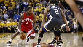 One win away: Toronto Raptors take 3-1 lead over Golden State in NBA Finals