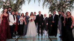 Mesut Ozil's wedding with Turkish President Erdogan as best man meets with mixed reaction