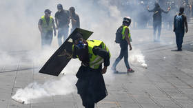 Yellow Vests 'Act 30': Tensions & tear gas fly high in southern France (VIDEOS, PHOTOS)