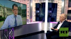 Julian Assange w/UN special rapporteur on torture