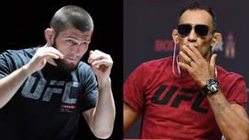 'Tiramisu needs an ass-whooping': Tony Ferguson takes aim at Khabib following UFC 238 win (VIDEO)