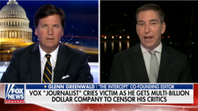 Glenn Greenwald rips liberals who 'beg for censorship' after YouTube 'Adpocalypse'