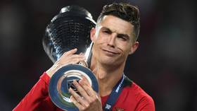 Sore winner? Ronaldo unimpressed as Bernardo Silva named UEFA Nations League's best player (VIDEO)