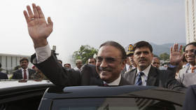 Former Pakistani president Zardari arrested on corruption charges – officials