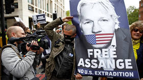 US submits formal extradition request for WikiLeaks' Julian Assange – reports