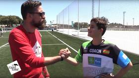 Raw Take Vlog: Football for Friendship in Madrid (E4)