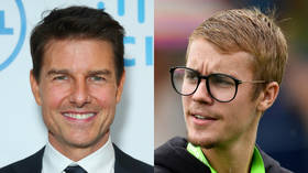 Acting tough: Bieber's UFC tweet to Tom Cruise sparks online craze to call out veteran actors