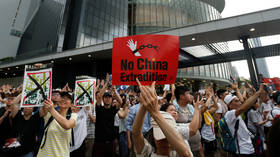 Beijing demands US 'stops intervening' in Hong Kong and Chinese 'internal affairs'