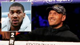 Win or go home: Tyson Fury says Anthony Joshua should retire if he loses rematch with Andy Ruiz Jr.